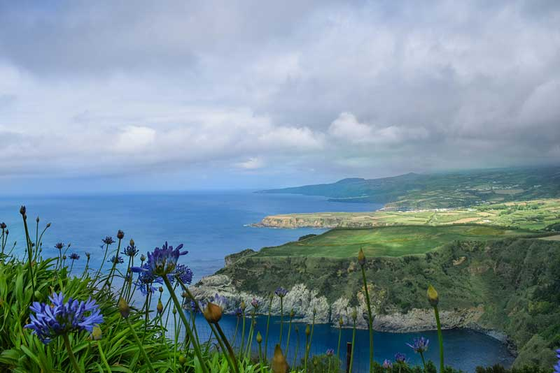 Azores Itinerary viewpoint