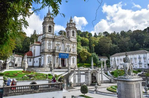 Bom Jesus do Monte church