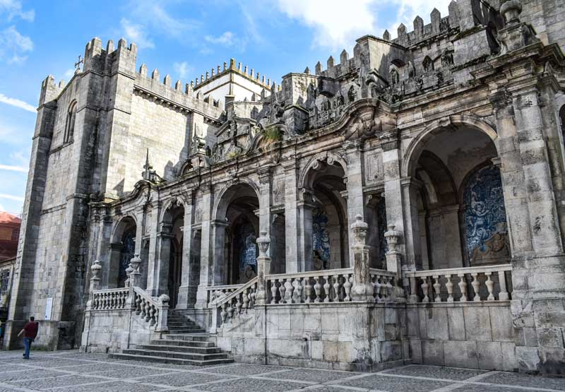 Cathedral of Porto Cloister