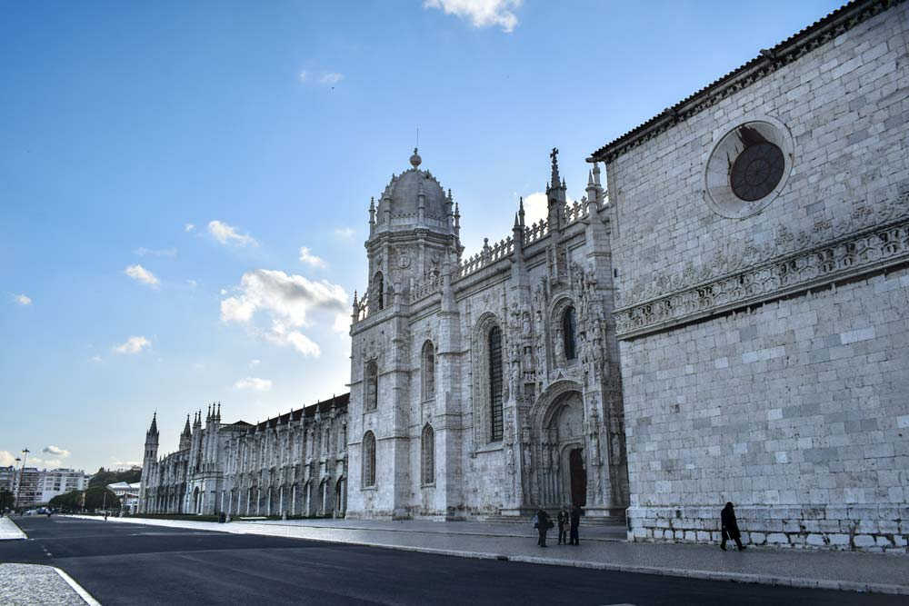 Jeronimos monastery - 2 days in Lisbon