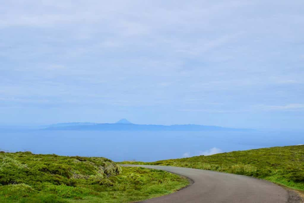 Renting a car in the Azores