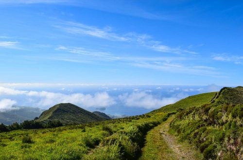 Best hiking trails in Sao Miguel
