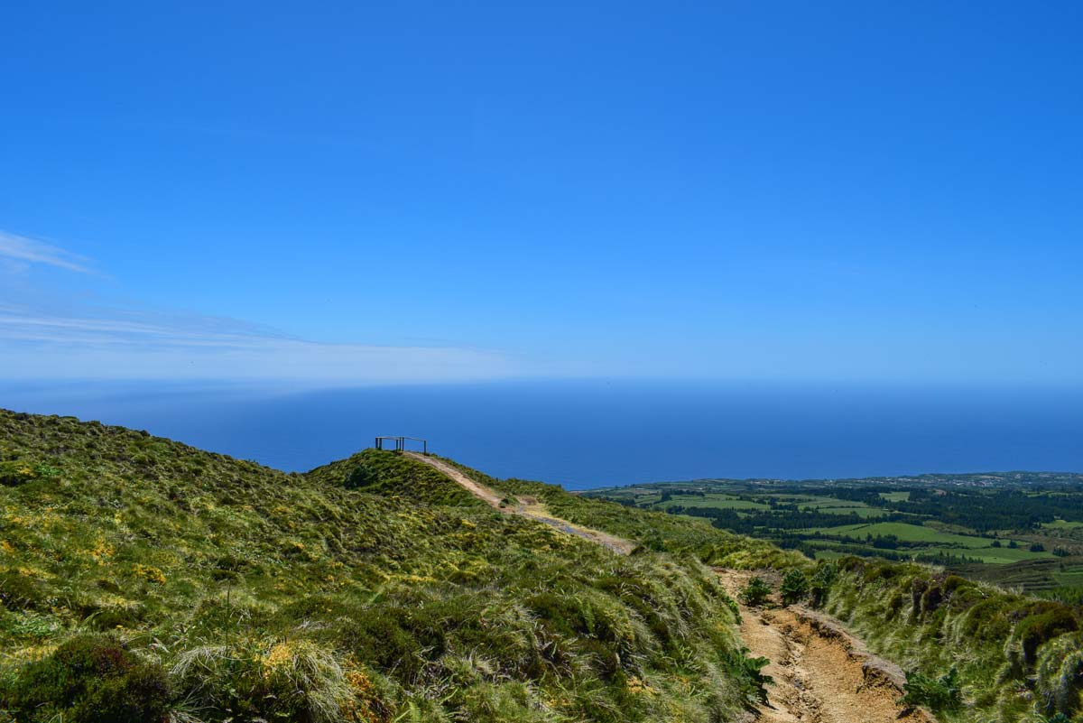 Hiking in Sao Miguel