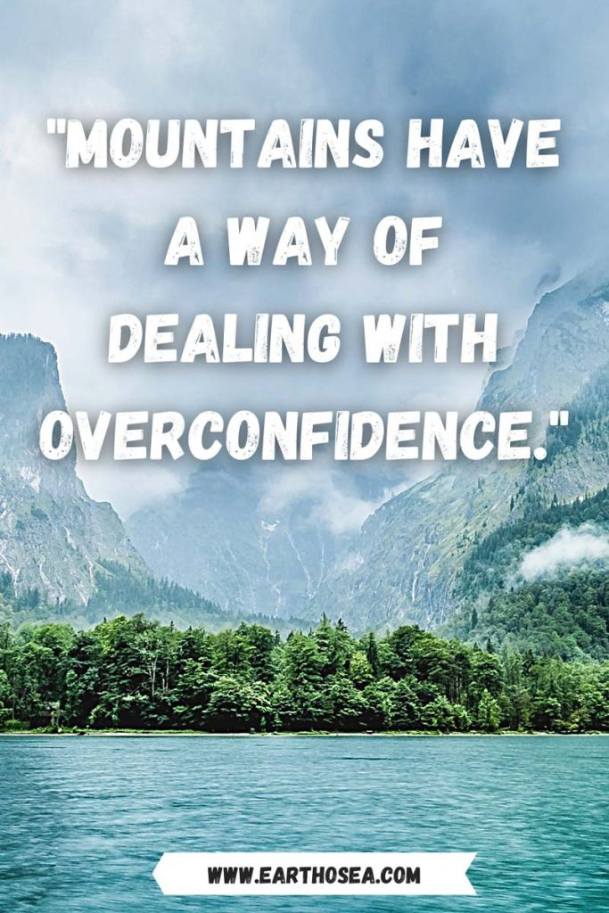 Love Mountain Quotes