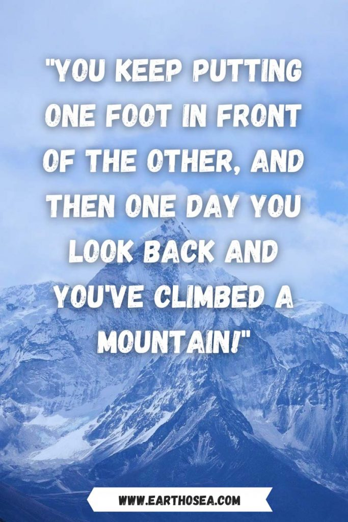 Mountaineer Quotes