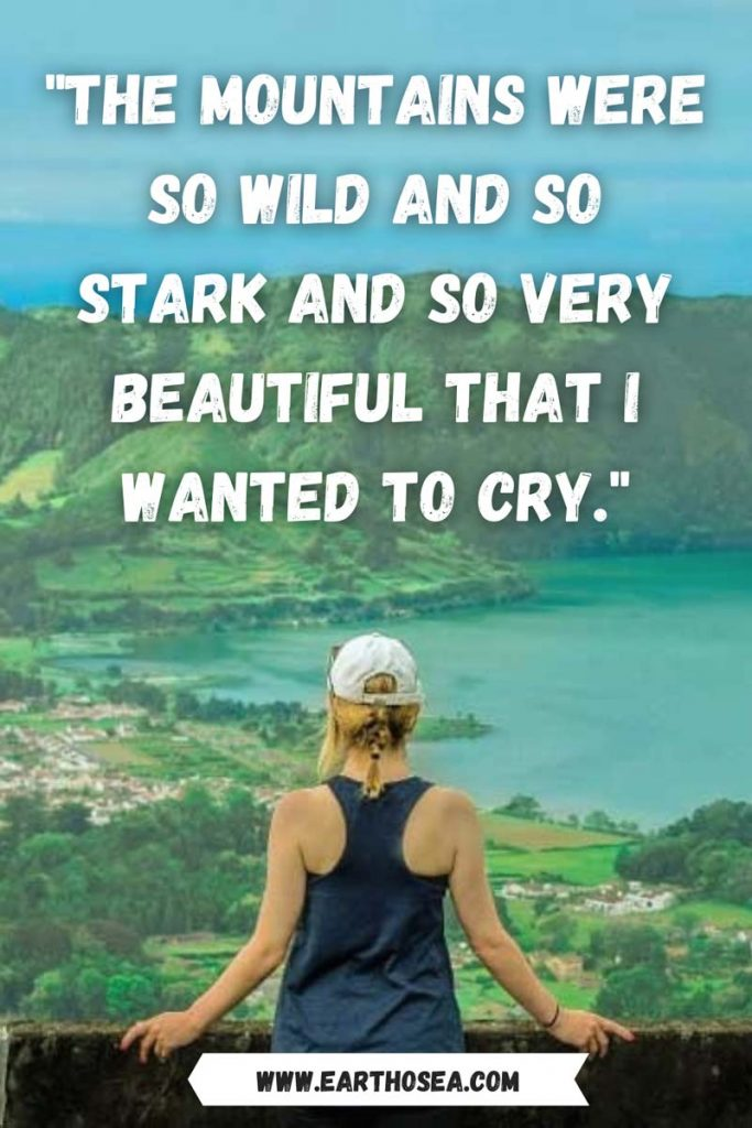 quotes about hiking mountains