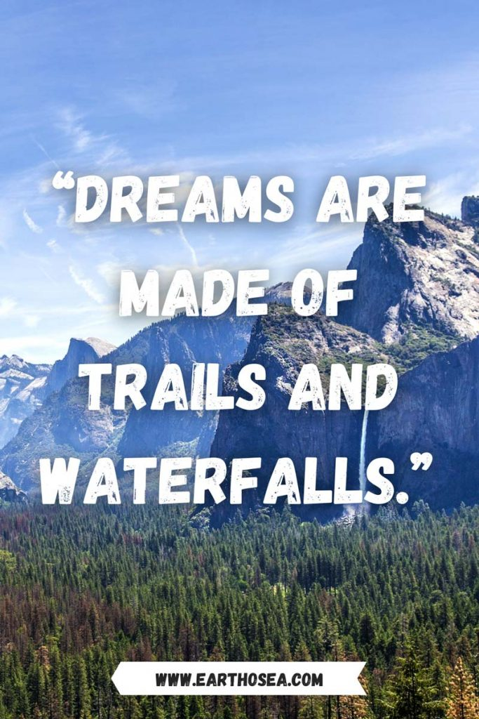 Short Waterfall Quotes