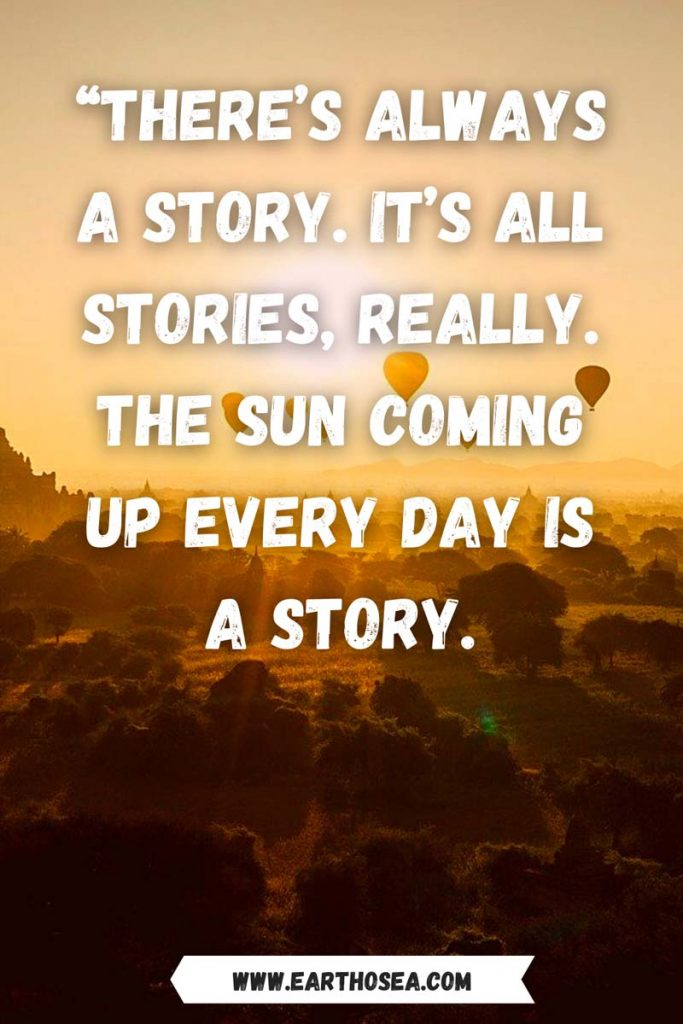 Quotes about morning sunrise