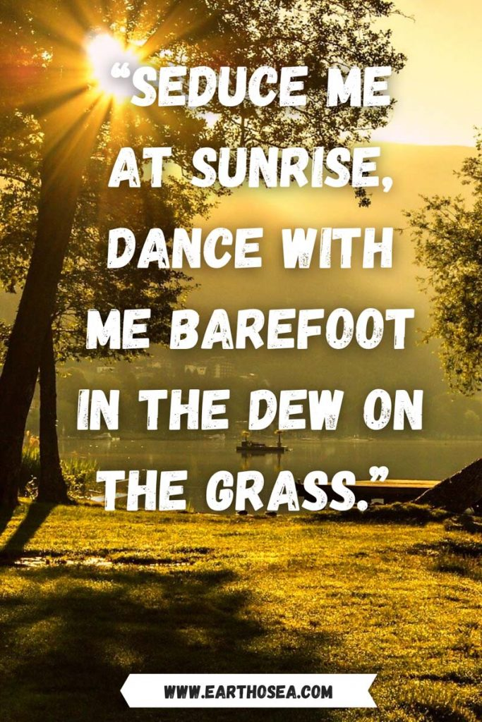 Quotes about sunrise and life