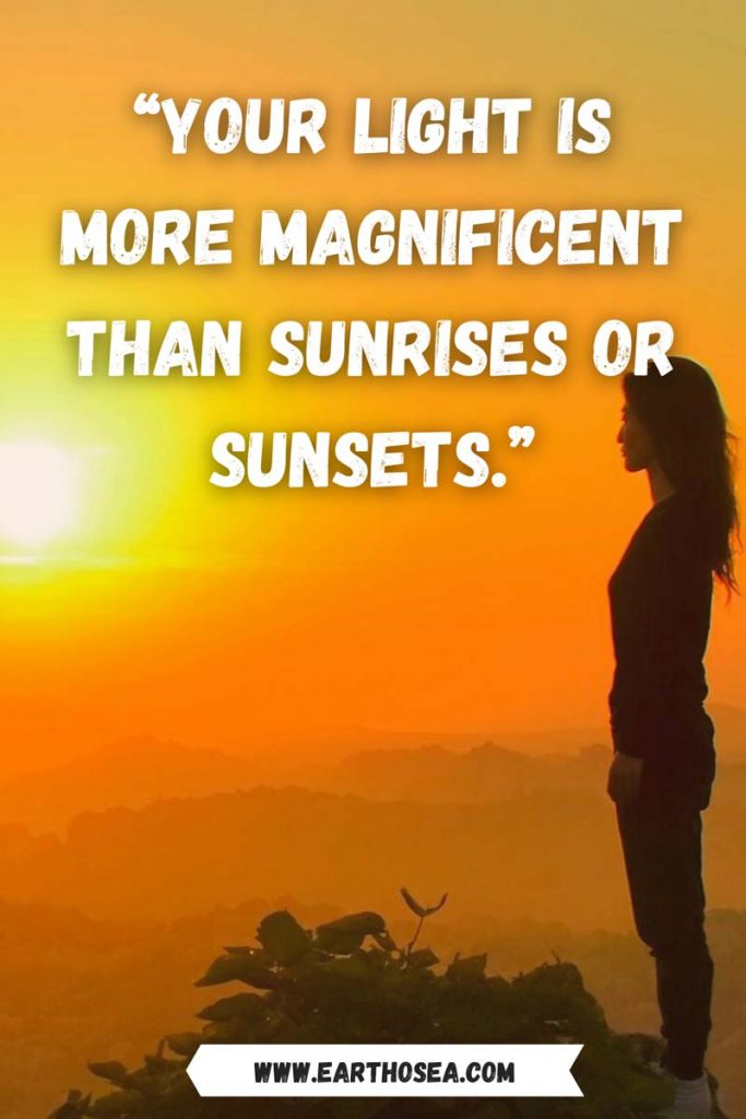 Rays of sun quotes