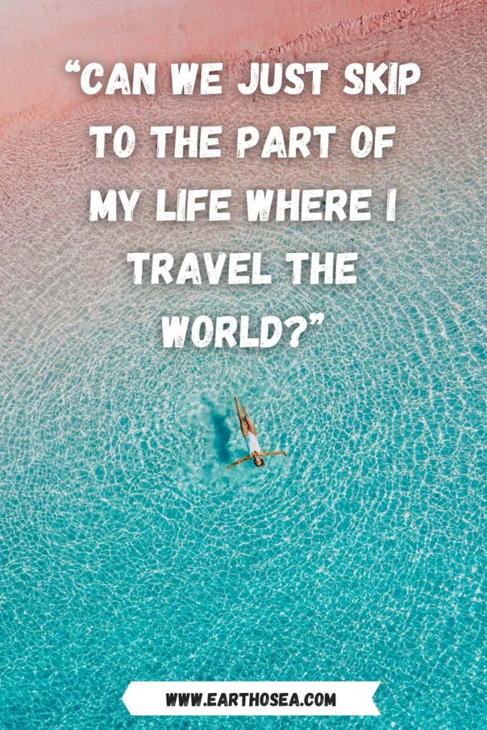 Travel vacation quotes